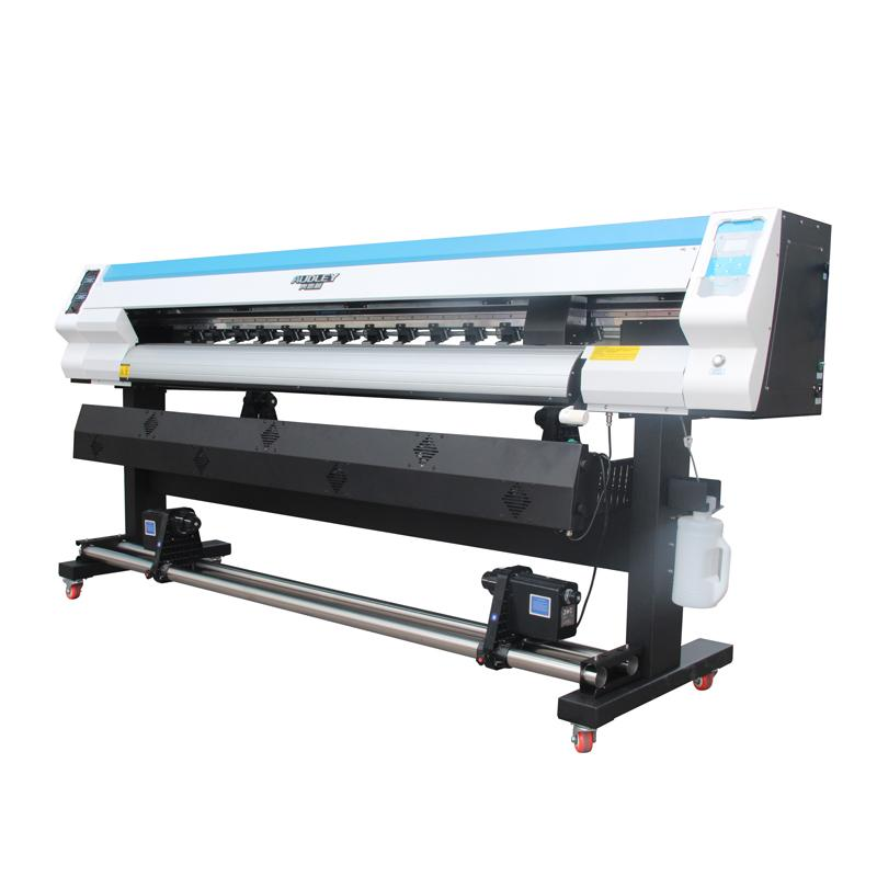 AUDLEY Eco solvent printer flex banner printing machine with XP600 DX5 4720  head for choose