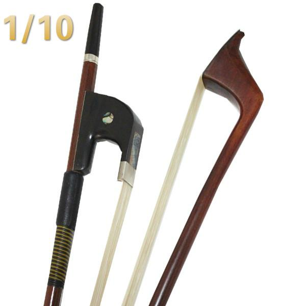 NAOMI High Quality 1/10 Double Bass Bow German Style NEW Violin Family Parts Accessories