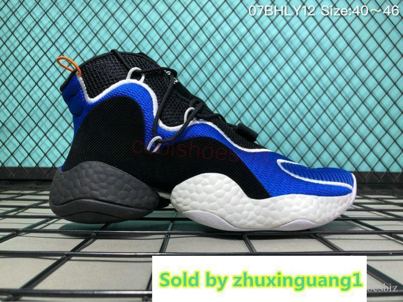 2019 Crazy Byw I Chaussettes Chaussures De Basketball Hommes Pharrell X Ambition Pk Designer Skateboard Fly Line China Trainer Tennis Baskets