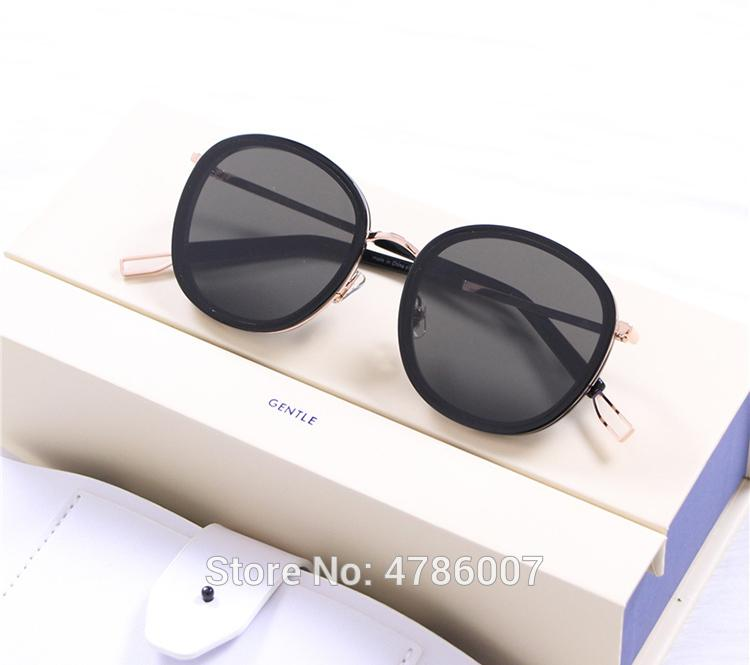 19811f8aa76 Sunglasses Women Men Retro Fashion Round Sun Glasses UV400 Double ...