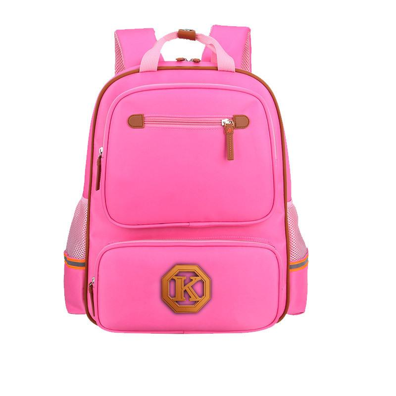 9b85cb2c148c Children A Bag Pupil 1 3 6 Grade Spinal Alleviate Excessive Burden Boy Girl  Will Capacity Both Shoulders Backpack England Best Messenger Bags Cloth  Bags ...