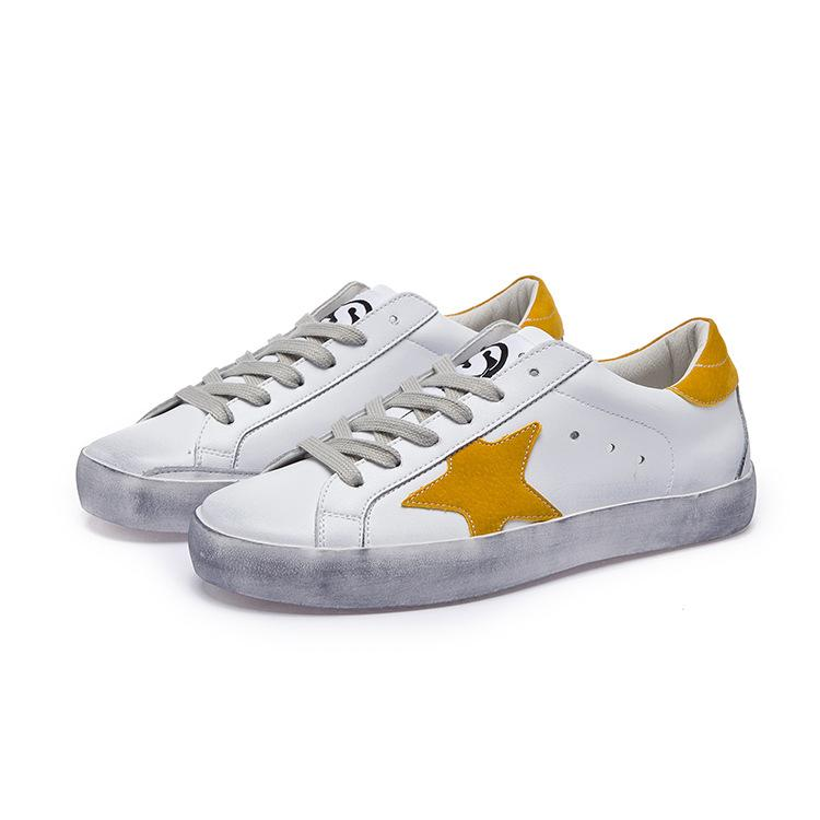 5d6345330 Top Buy Shoes Online Golden Goose Ggdb Old Style Sneakers Genuine Leather  Villous Dermis Casual Shoes Women Luxury Superstar Trainer 35 40 Mens Boat  Shoes ...
