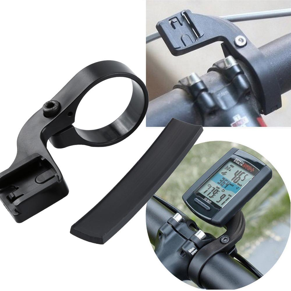 Bike Bicycle Cycling Garmin Holder Edge Handlebar Bracket Out Mount Computer