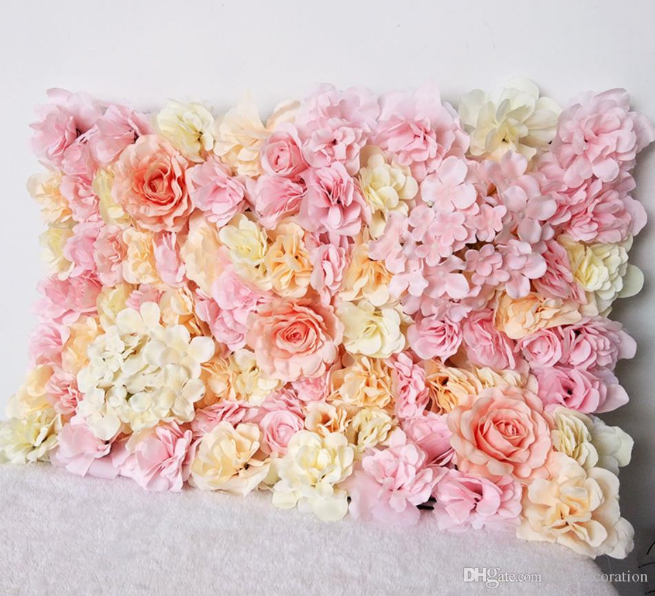 Flower wall simulation background wedding party decoration flower arch cloth flower photography props European www xxx com