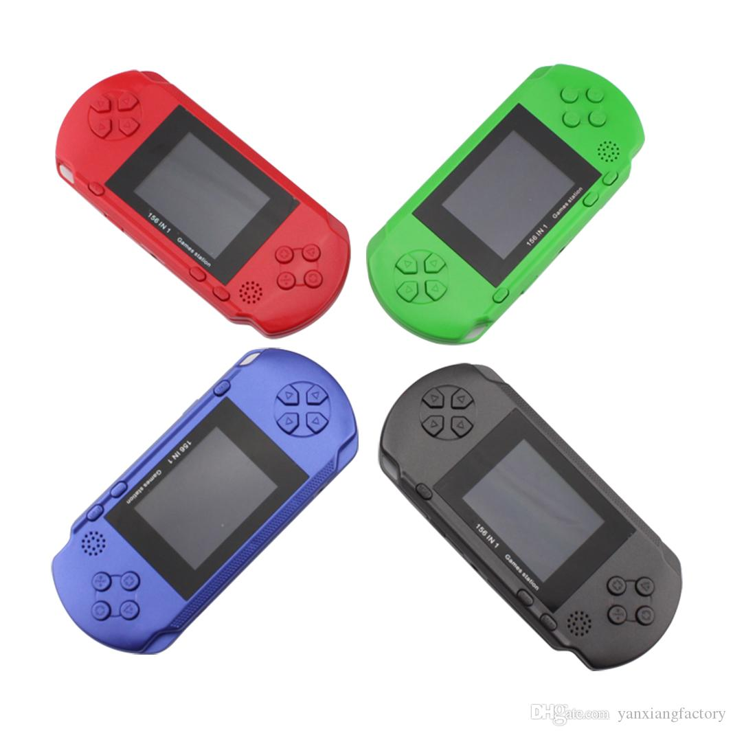 TV Video Handheld Game Console PXP3 16Bit Game Players Gameboy PXP Mini Gaming Consoles for GBA Games Wholesale DHL YX-PXP-1