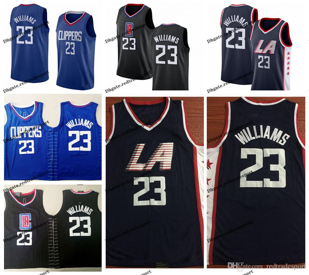best service fc649 3f9d5 2019 Earned #23 Los Angeles Lou Williams Clippers Edition Basketball  Jerseys Cheap City Lou Williams Edition Stitched Shirts S-XXL