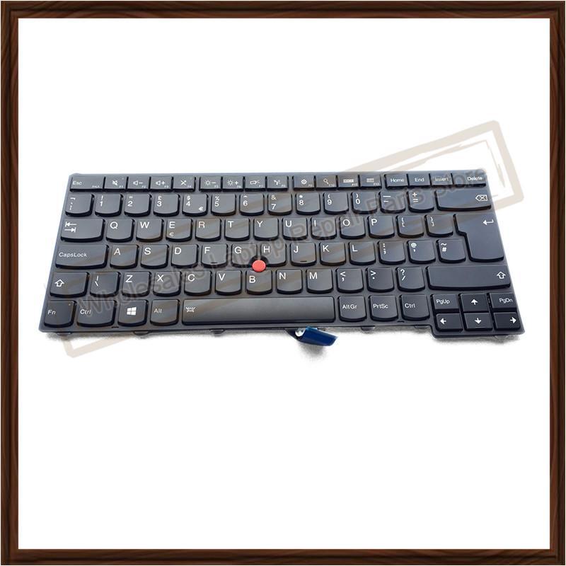Original UK Laptop 01AX339 keyboard for IBM Lenovo Thinkpad T440 T440S  T431S T440P T450 T450S T460 With Backlit Pointing Stick