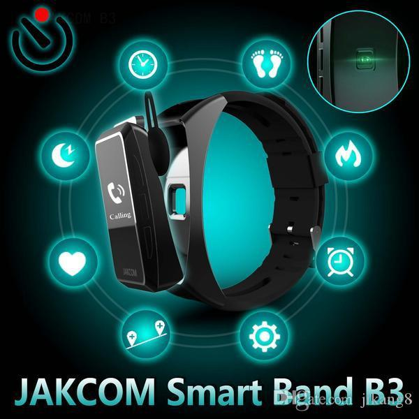 JAKCOM B3 Smart Watch Hot Sale in Smart Wristbands like bf downloads darsonval band3