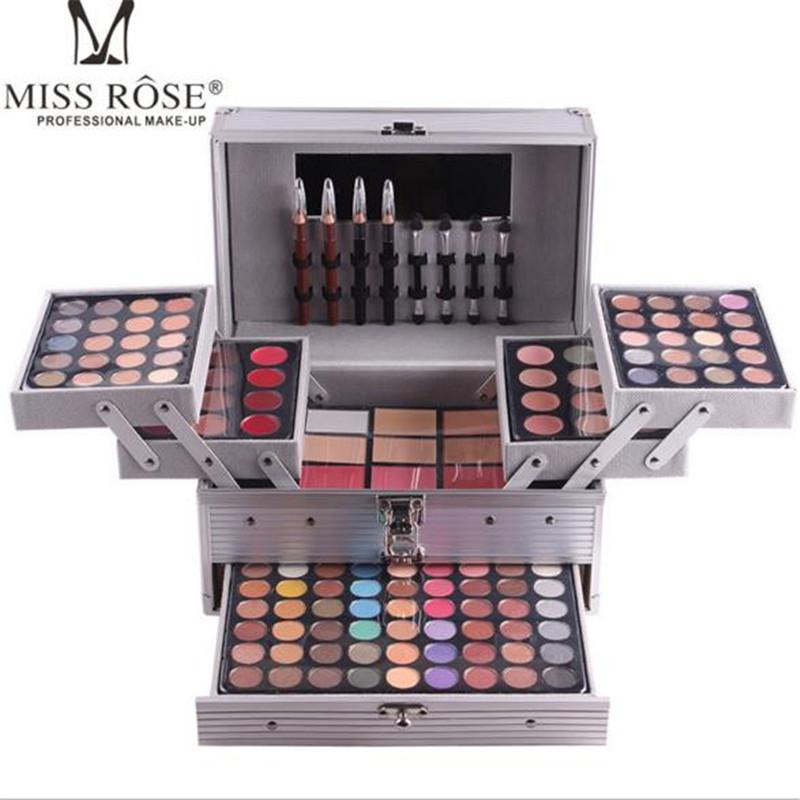 30a697273 Miss Rose Kit De Maquiagem Make Up Set Pincel De Maquiagem Cheap Makeup  Palette Maleta Profissional Completa Kids Makeup Set Makeup And Vanity Set  From ...
