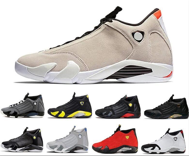 347706486ace Compre 2019 Comercio Al Por Mayor 14 14s Zapatos De Baloncesto Para ...