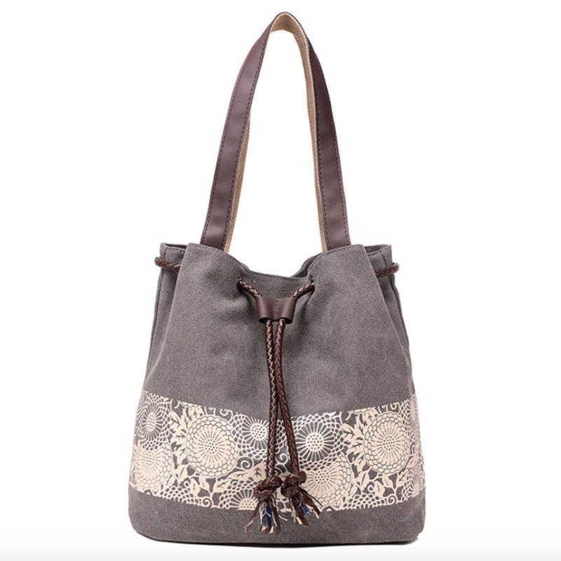08877b88b2 2019 Casual Women Leisure Large Capacity Tote Canvas Shoulder Bag Shopping  Bag Beach Bags Fashion Tote Feminina Man Bags Crossbody Purses From  Packbest06