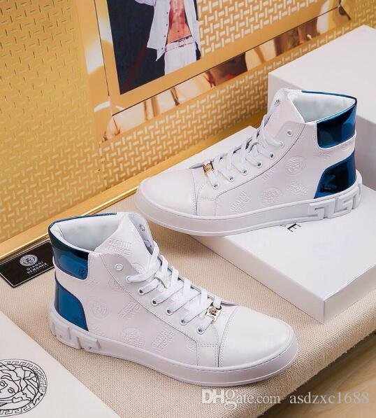 07b3932a4888 New Designer Image Character Hot Sale Brand Leather Shoes Women Designer  Sneakers Men Runners Shoes Fashion Shoes Boots Skechers Boots Mid Calf  Boots From ...