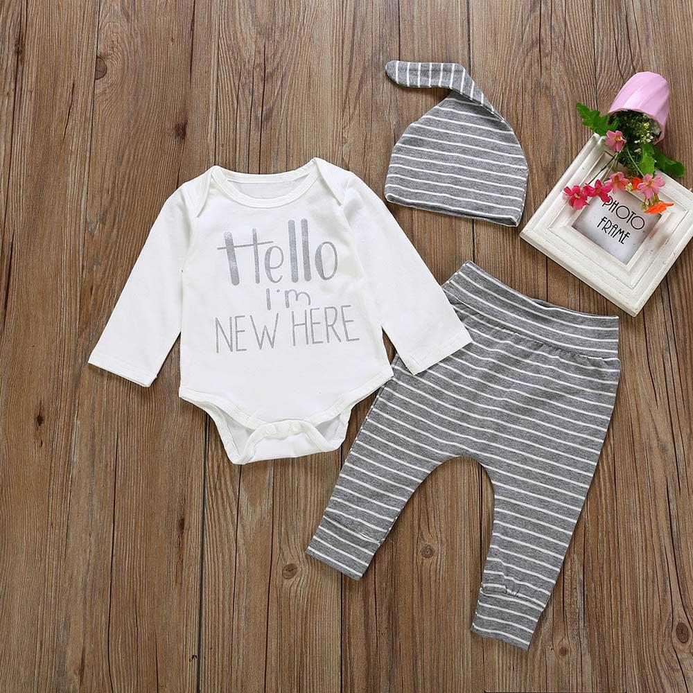 c39e4a4e2 2019 Good Quality Kids Clothes Boys Baby Boy Clothing Set Star Print T  Shirt+Solid Plaid Overall Pants Outfits Roupas Infantis Menino From  Usefully12