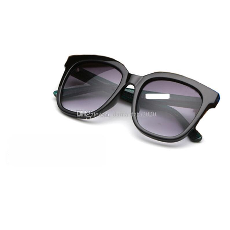 New trend high quality UV protection men and women classic full frame designer beach sunglasses with box fast delivery