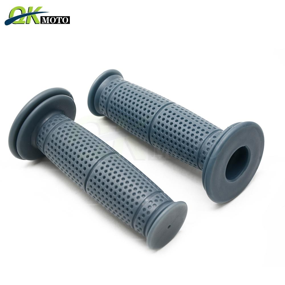 2pcs Rubber Bicycle Grips Cycling Mountain Bicycle Scooter Handle Bar Grip S6