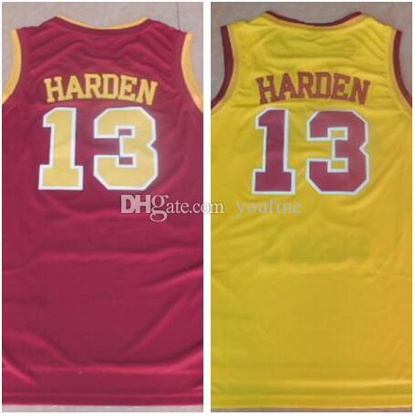 Personnalité 13 HARDEN College Basketball Chandails, Discount Cheap College Basketball Wears, fan de sport Magasin de boutique en ligne pour la vente de vêtements vêtements