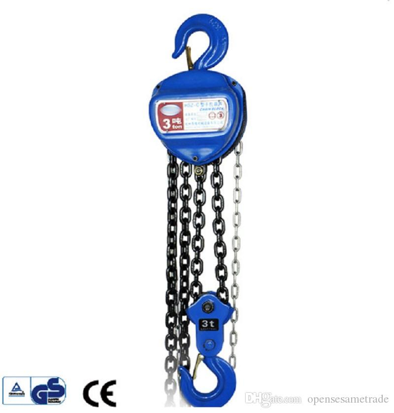 Suppliers sell well with high quality 1t-10t wholesale construction lifting hoist chain block,Manual chain hoist G60 2T6M HSZ-A