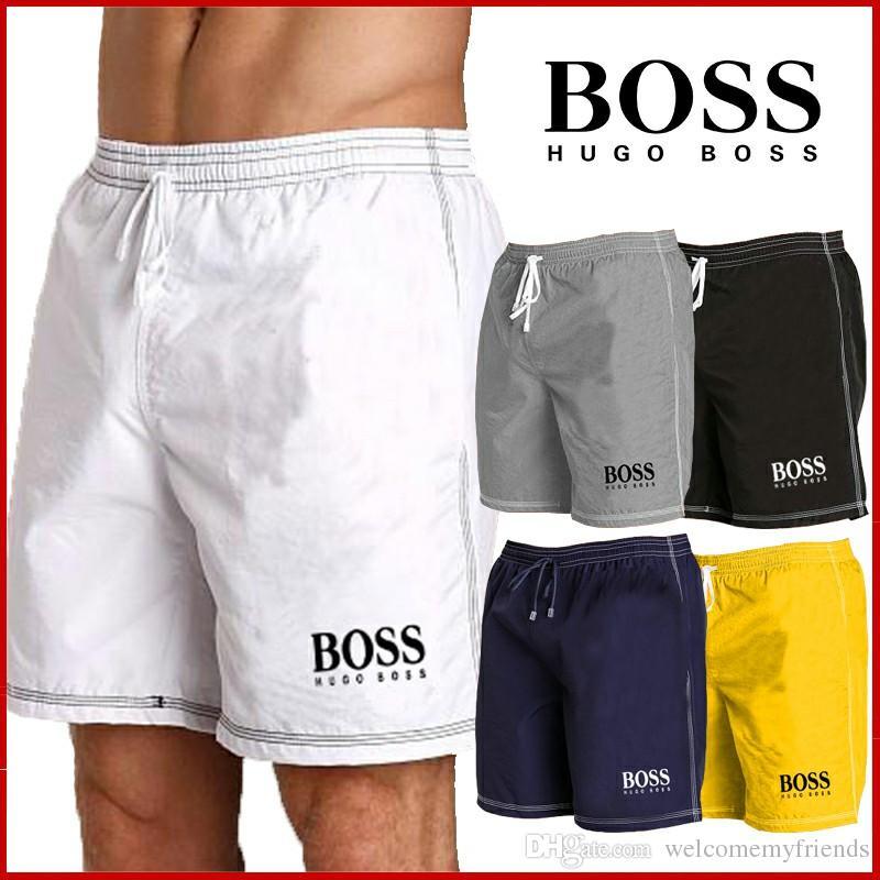 7d482cb1e2db6 Mens Designer Summer Shorts Pants Brand Men Swimming Shorts Casual ...