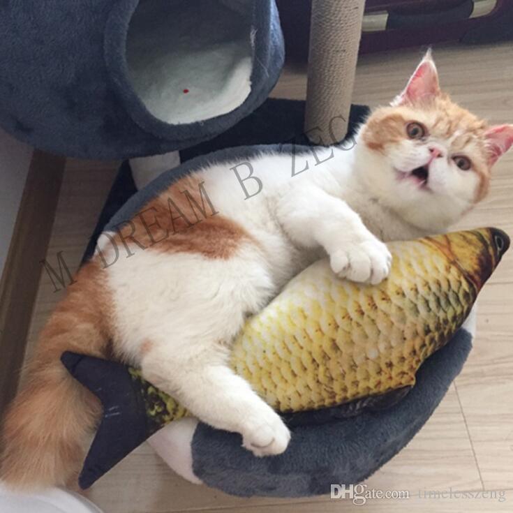 النوم التفاعلية الهوى لعبة القط لطيف الحيوانات الأليفة القطط الأسنان النعناع البري لعب القط وسادة وسادة القطيفة الحيوانات الأليفة لوازم أداة شحن مجاني