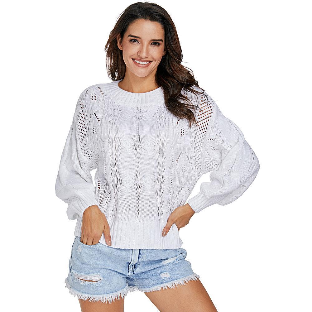 купить оптом пуловер свитер женский нижний свитер зимний новый
