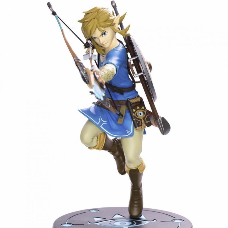 32cm 3ds Japanese Anime Figures Legend Of Zelda Figma Link Action Figure Great For Collection Nintendo Action & Toy Figures