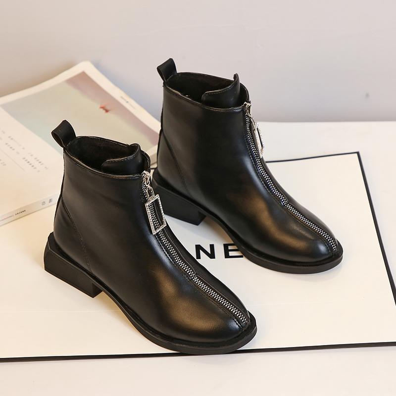 6822e5ac7af Compre Botas Para Mujer Nuevo Otoño Invierno Moda Para Mujer Calzado  Calzado Botas Moda Femenina Zapatos De Moda Para Mujer A  35.04 Del  Beasy111