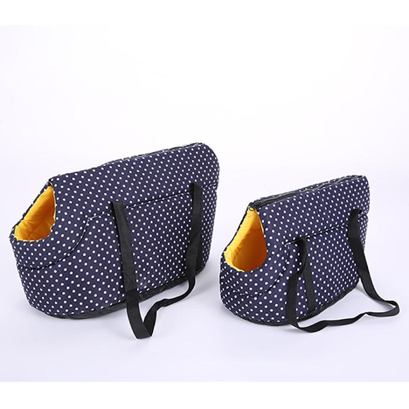 Soft Pet Backpack Dog Cat Shoulder Bags Carrying Outdoor Pet Dog Carrier Puppy Travel for Small Dogs Pet Products D19011201