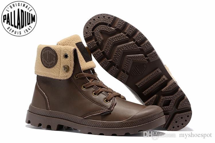 09189b1b Compre PALLADIUM Pampa Solid Ranger TP 75564 Hombres Botines De Bota ...