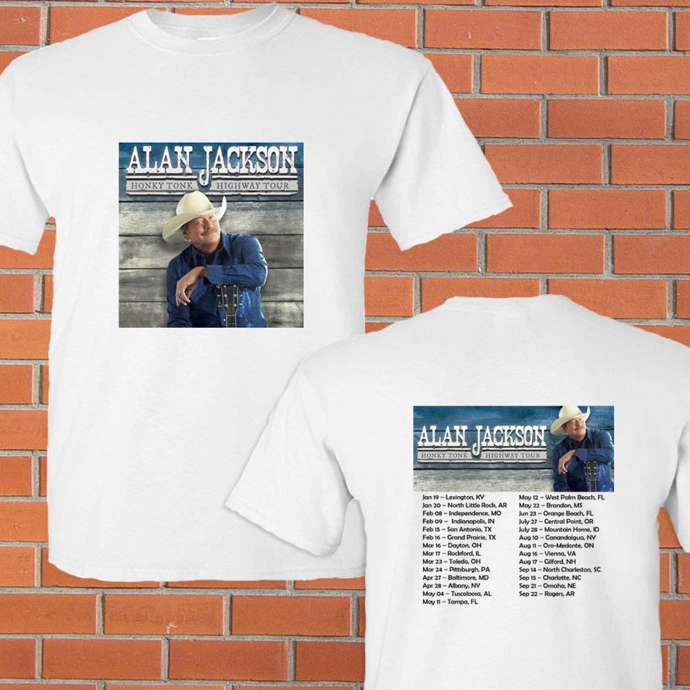 Alan Jackson Honky Tonk Highway North American Tour Concert 2018