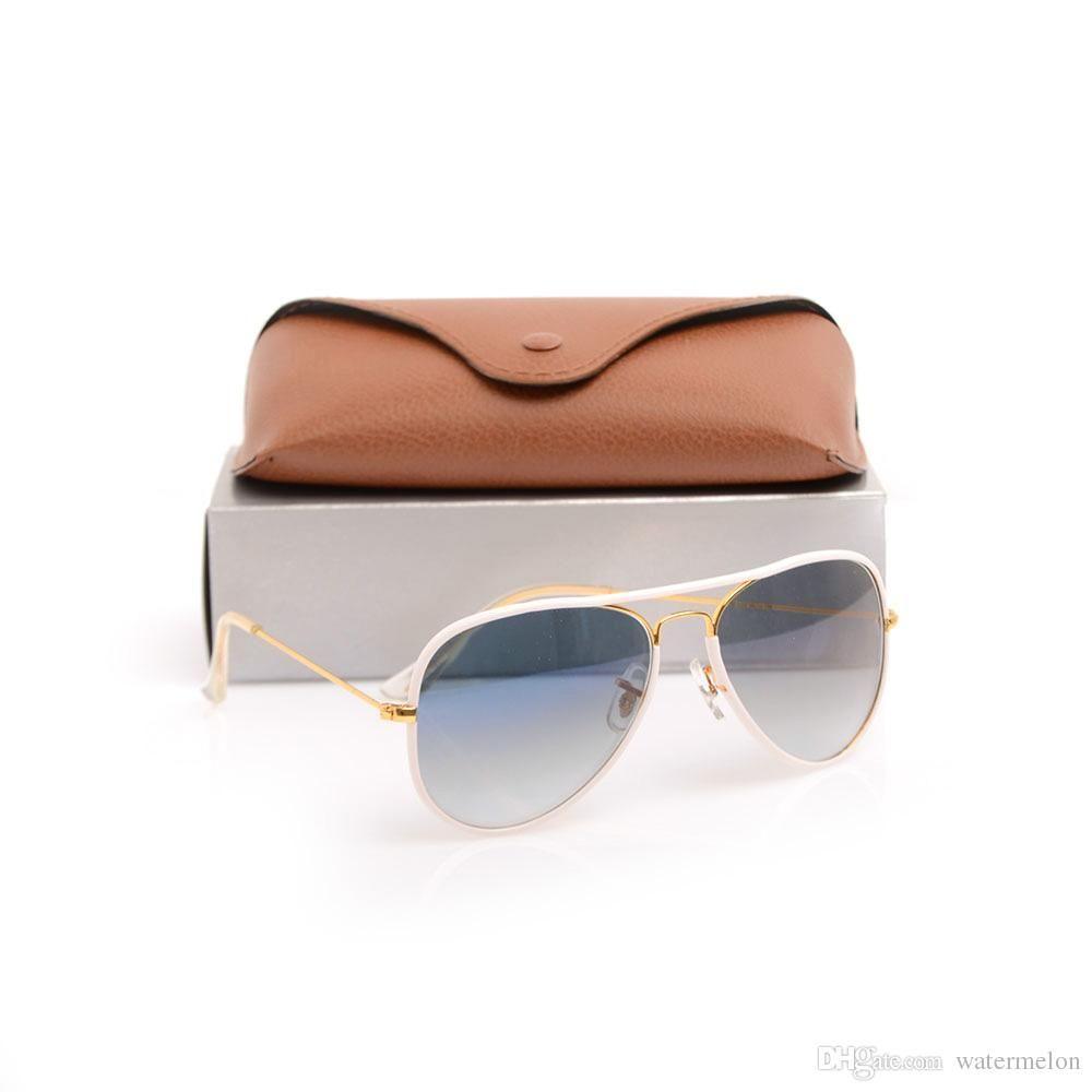 2abae23387fe New 3025 Mens Sun Glasses Pilot Womans Sunglasses JM Unisex Glasses ...