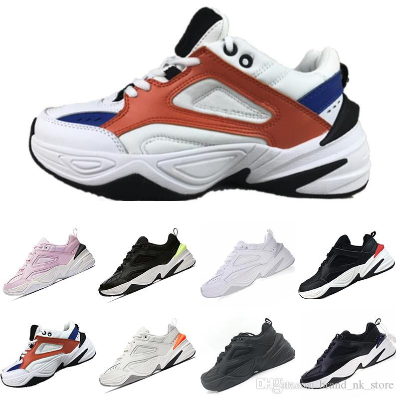 d04796422 2018 NEW Air Monarch the M2K Tekno Dad Sports Running Shoes Off Top ...