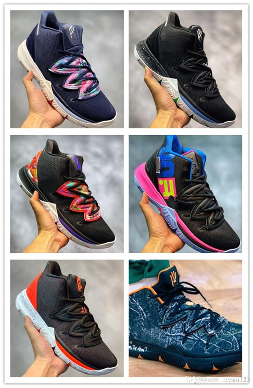 35fc4ce239ee 2019 2018 Fall Irving 4 Basketball Shoes For Cheap Sale Kyrie Sneakers  Sports Mens Shoe Wolf Grey Team Red Trainers BasketBall Shoes Size 40 46  From Mysm123 ...