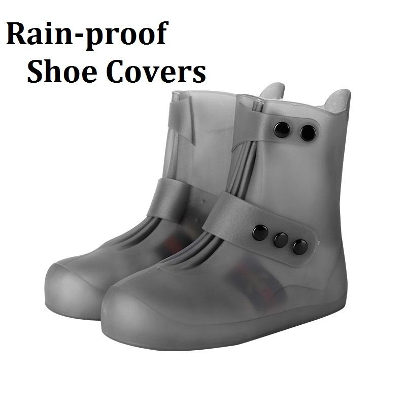 Manufacturer sells high quality PVC waterproof shoe covers wholesale multicolor light soft rain-proof shoes covers