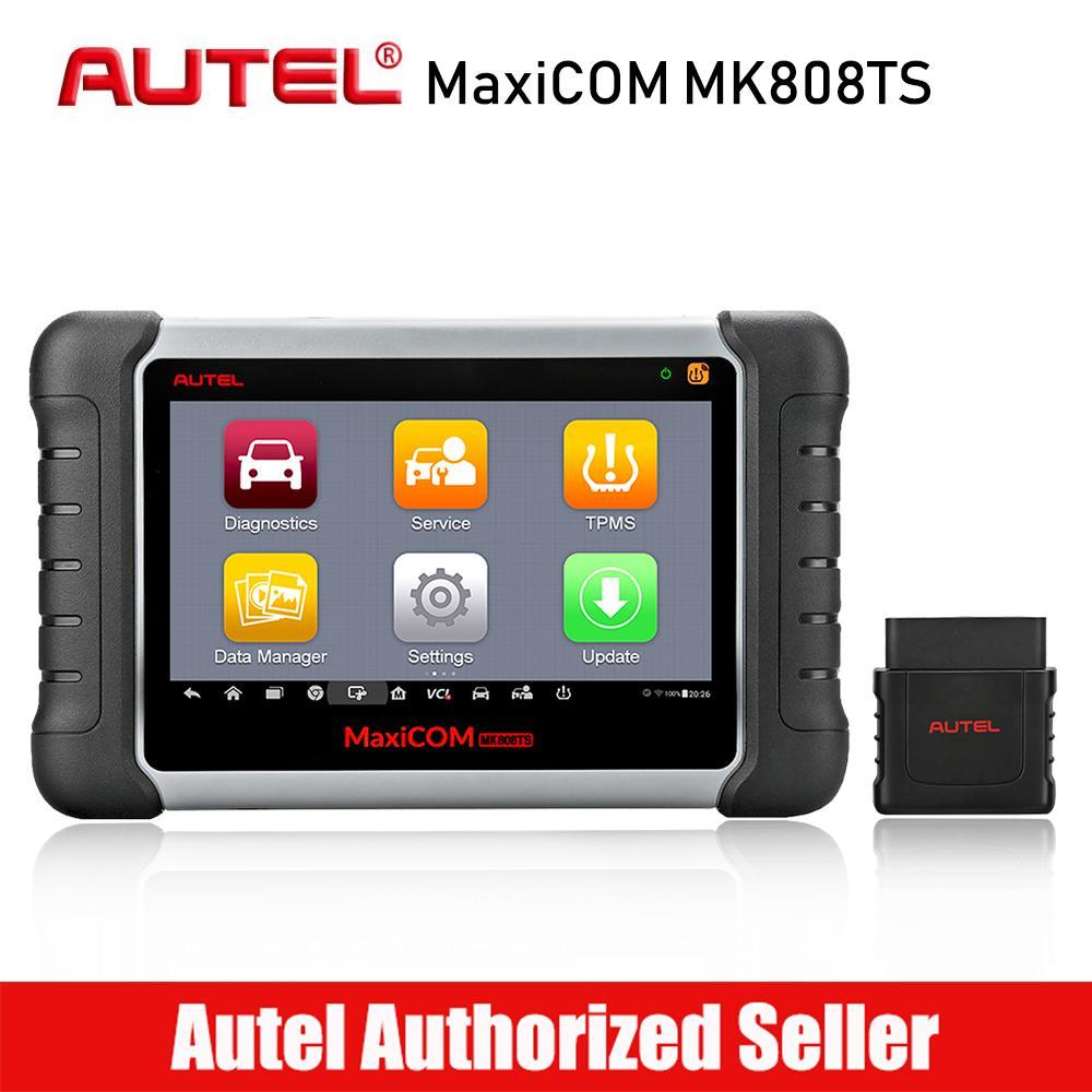 Automotive Scan Tool >> 2019 Autel Maxicom Mk808ts Car Diagnostic Tool Auto Tpms Tools