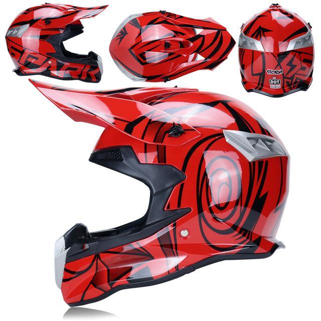14c3fb037e8df Compre Venta CALIENTE Fuera De Carretera Casco De Motocross Moto Casco  Capacidad De Calidad Superior Motocross ATV Dirt Bike Downhill MTB DH  Racing Casco ...