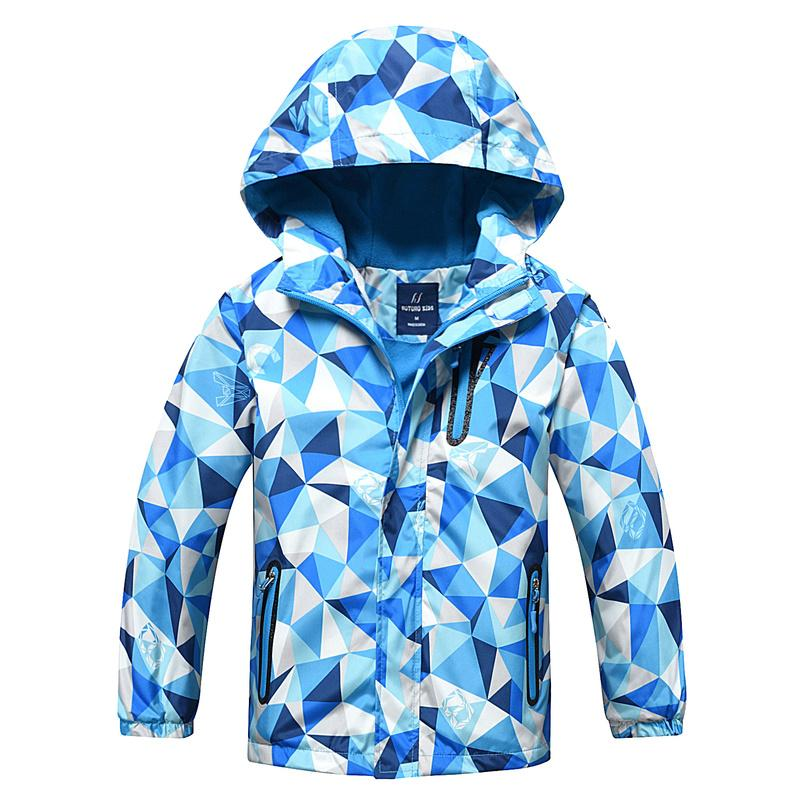 c6c9c7951 Kids Coat 2018 Autumn Winter Boys Jacket For Boys Children Clothing ...