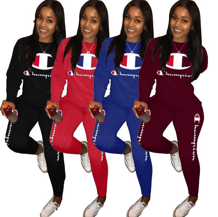 f83c20e435dc09 Roupa de rua Marca C Vestuário de mulher Impresso Alfabética Vestuário de  marca Desgaste feminino Vestuário de lazer Marca Designer