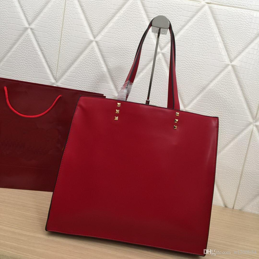 Women's handbag 2019 new classic popular big-name design Pure cowhide, market exclusive starter Top hand-made, independent pocket square bod