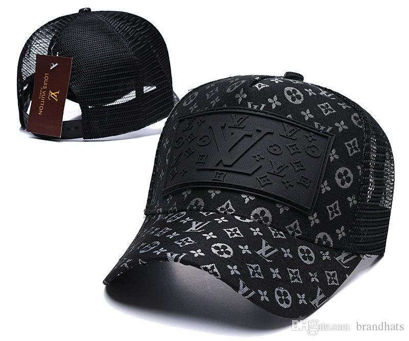 Compre 2018 Nuevas Gorras De Béisbol Marca De Lujo Gorra De Bordado  Sombreros Para Hombres Snapback Hat Para Hombre Sombreros Casquette Visor  Gorras Hueso ... 32eeec13dc2