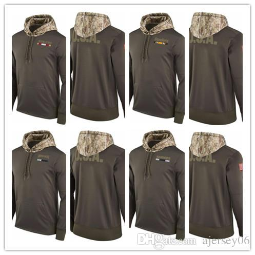 2019 Men 49ers Eagles Raiders Steelers Saluteto Service 2017 Therma FIT  Performance Hoodie Sweatshirt Outdoor Apparel From Pc0004 7a7fd292b
