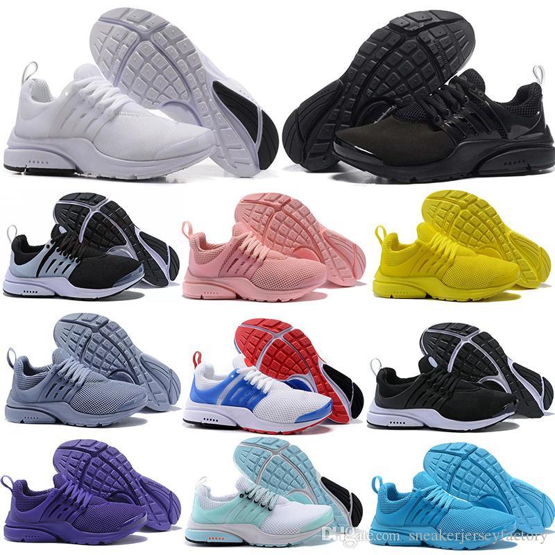 72e6098912f Nike Air Presto OFF WHITE BR QS Purple Para Mujer Zapatilla De ...