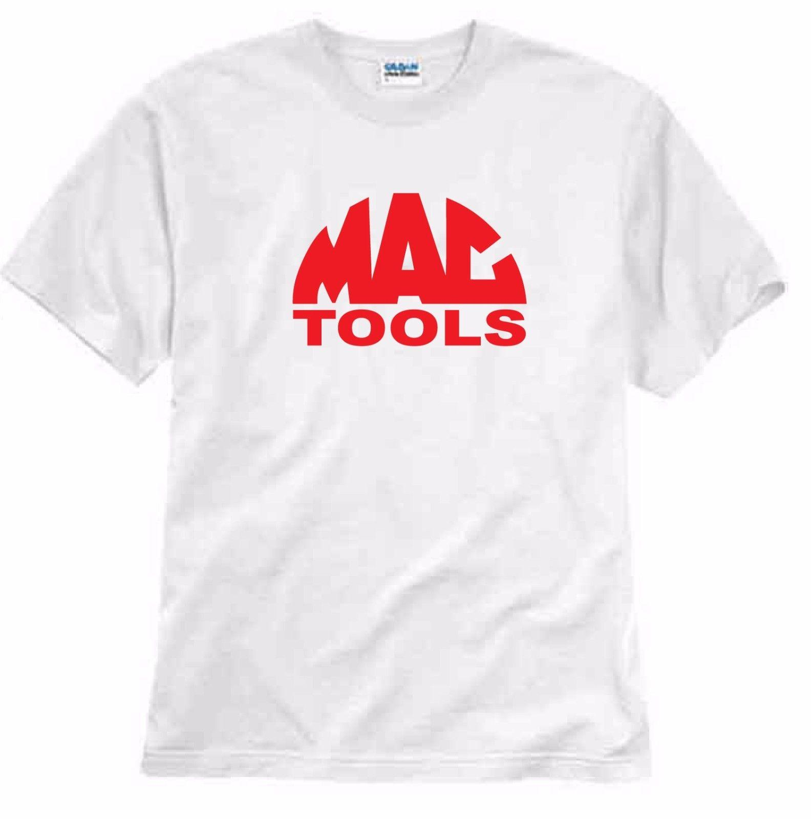 3dfd70c3e775 Mac Tools T Shirt Cool Fun Tee Mechanics Truckers Cars Dad Gift Idea  Fathers Day Top Tee Summer Fashion T Shirt T Shirts With Sayings Awesome T  Shirt ...