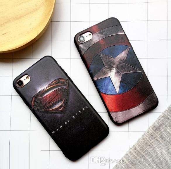 New Anime cell phone case for iphone XS max XR X 6S 6 7 8 plus TPU soft mobile phone case slim ultra thin high quality cheap case cover
