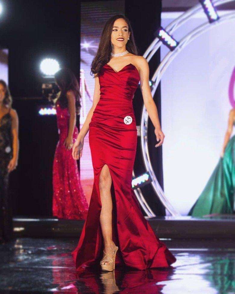 c1092dbcde15c Miss World Dark Red Evening Dresses 2019 Mermaid Long Simple Sweetheart  High Side Split Formal Prom Dress Cheap Red Carpet Runway Dress