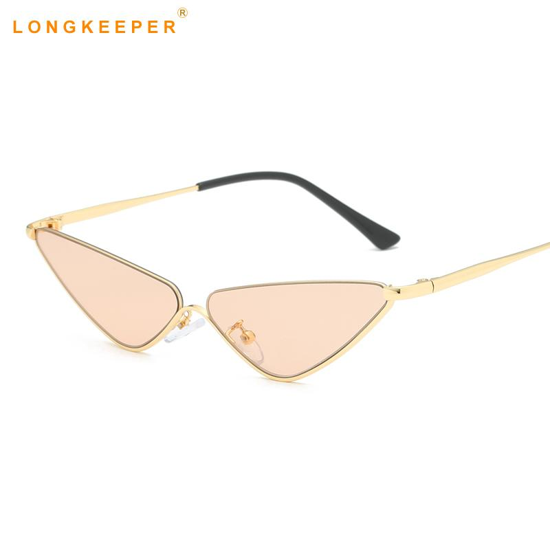 c75d5bf7f6 Retro Cat Eye Sunglasses Women Small Frame Triangle Sun Glasses Women  Eyewear Uv400 Oculos De Sol Feminino Lunette Soleil Sunglasses For Women Cat  Eye ...