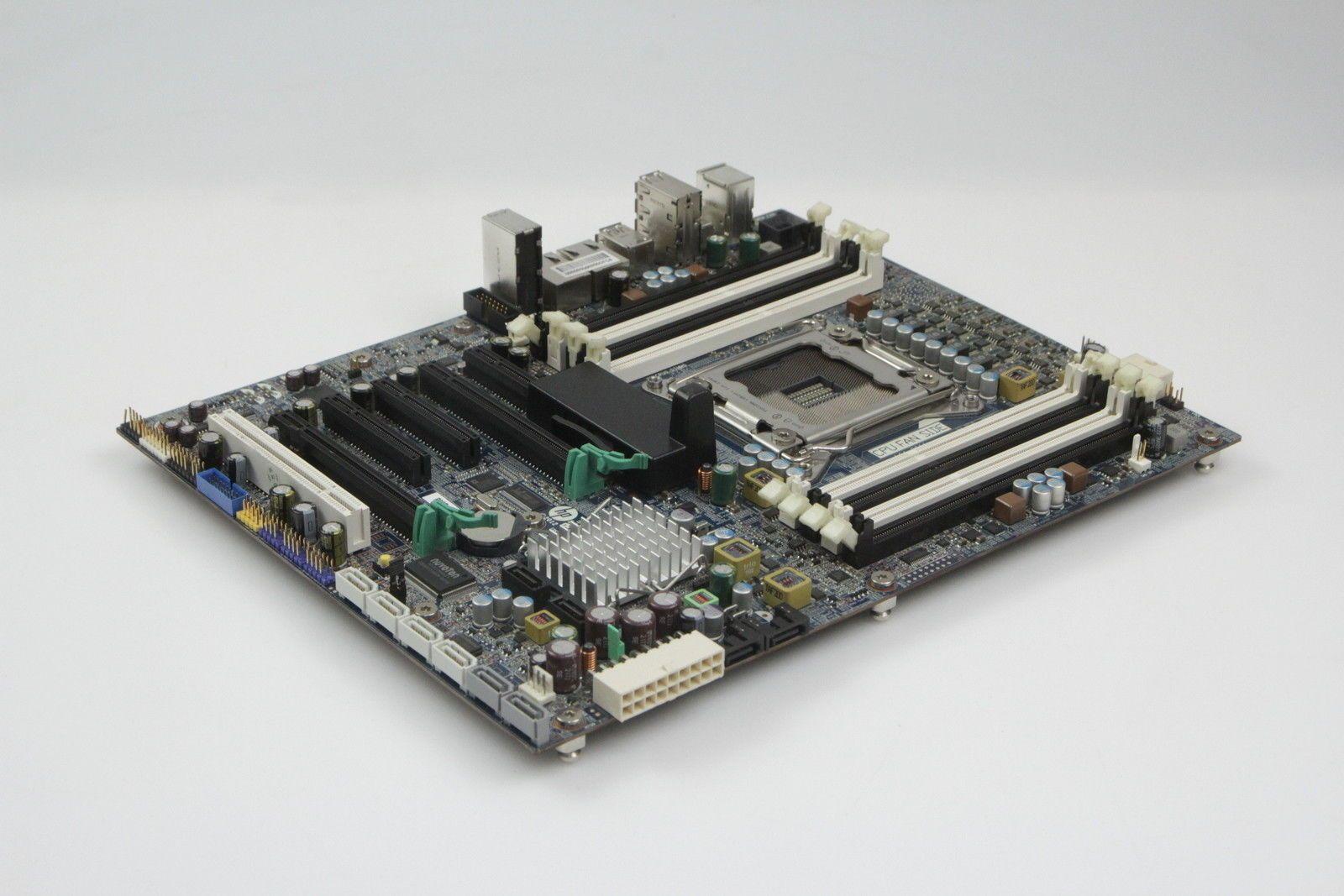 Original For HP Z620 Desktop Motherboard 619559-001 618264-001 Chipset X79  LGA 2011 C602 Full Tested Free Shipping