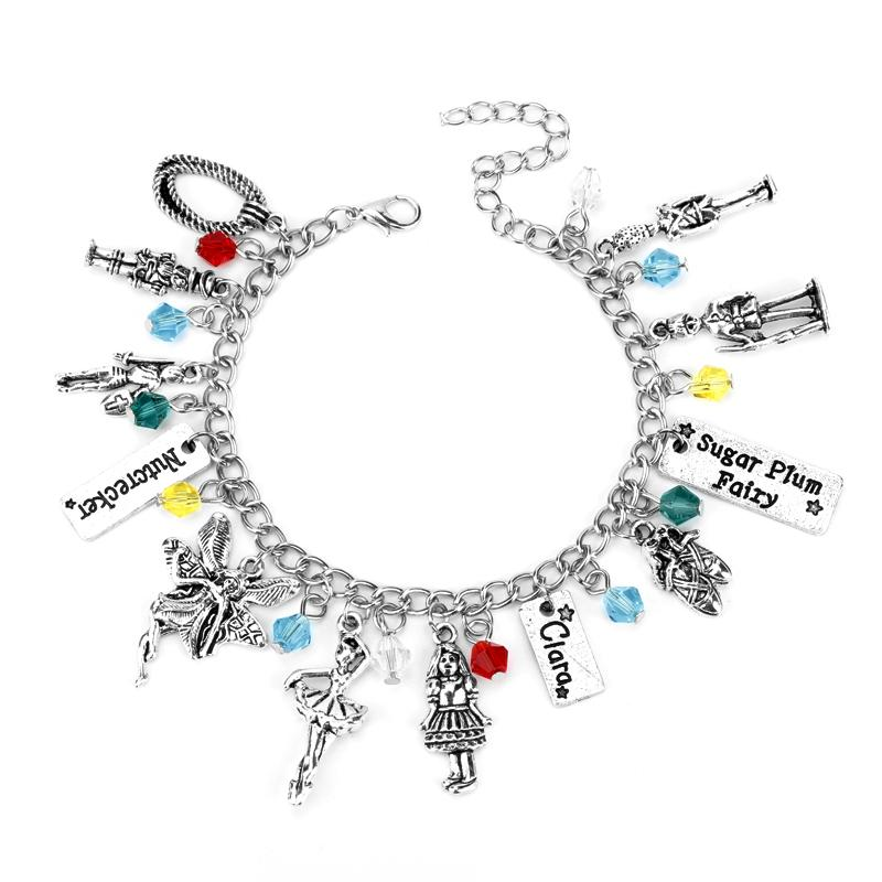 73a7e575b 2019 MQCHUN Bracelet Jewelry The Nutcracker And The Four Realms Charm  Bracelet Bangle Female Hand Wristband Accessories For Women From  Nicewatchnice, ...