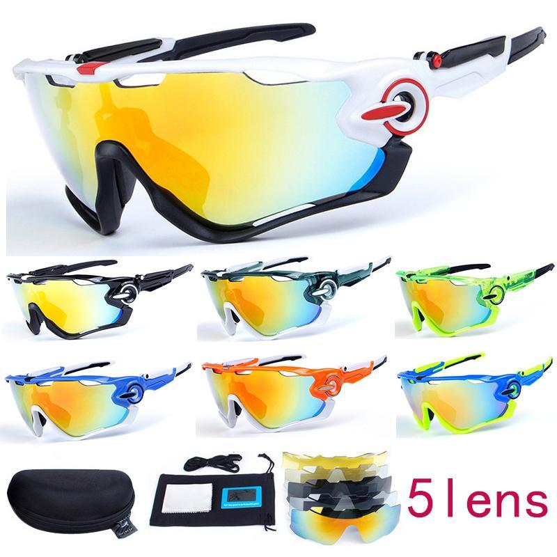 b2683e7a681 Cheap Yellow Polarized Night Driving Glasses Best Wind Cycling Glasses