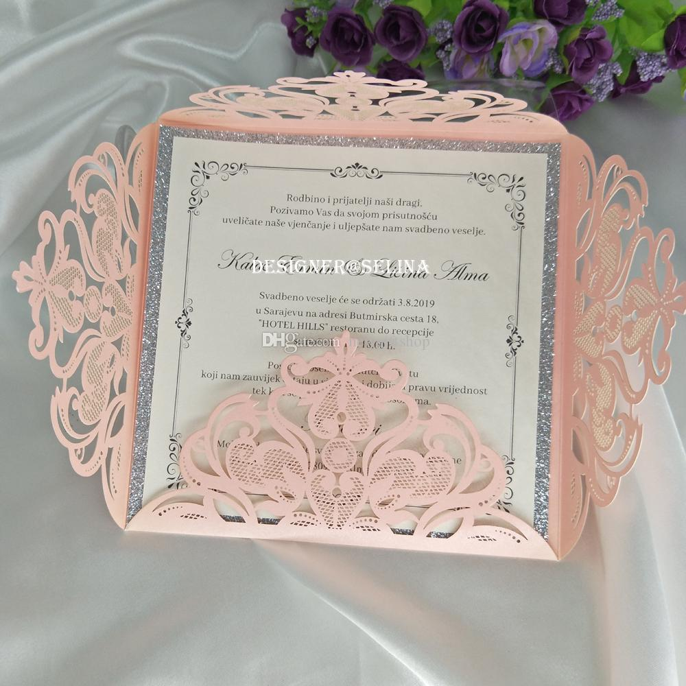 Cheap Wedding Invitations Trees Discount Blank: Blank Wedding Invitation Invitation At Websimilar.org