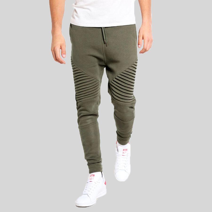 Compre Pantalones De Jogging Para Hombres Pantalones De Algodón Para Hombre  Pantalones Deportivos Para Correr Gimnasia Para Correr Hombres Para Correr  ... 8efc9df97cb7